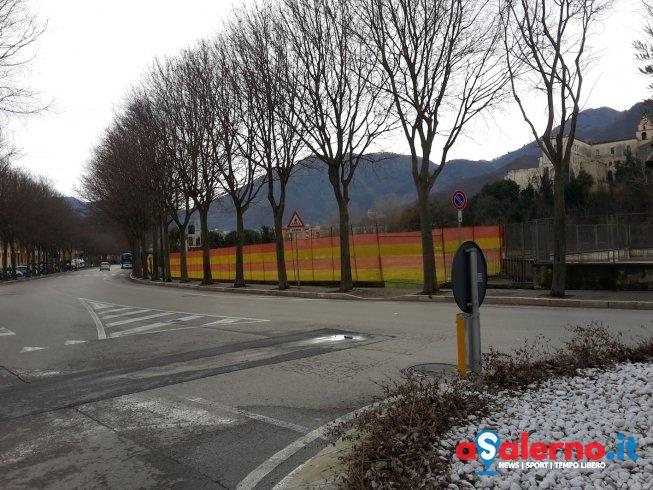 """Baronissi, via ai lavori a """"San Francesco"""": prevista nuova viabilità aree verdi e parcheggio - aSalerno.it"""
