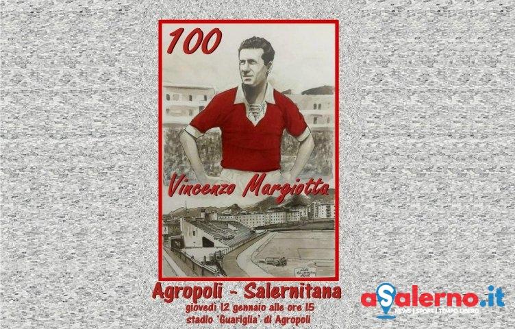 Giovedì amichevole Agropoli-Salernitana per onorare la leggenda di Vincenzo Margiotta - aSalerno.it