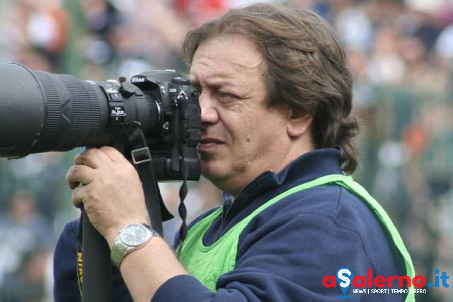 Fotografo Cava Dei Tirreni si è spento michele sica, storico fotografo della cavese