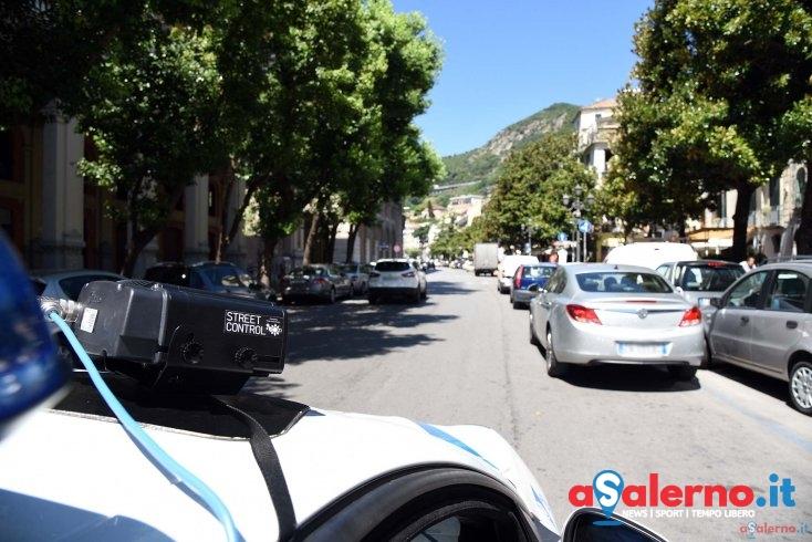 Street Control, per la prima volta accolto un ricorso a Salerno: annullata la multa - aSalerno.it