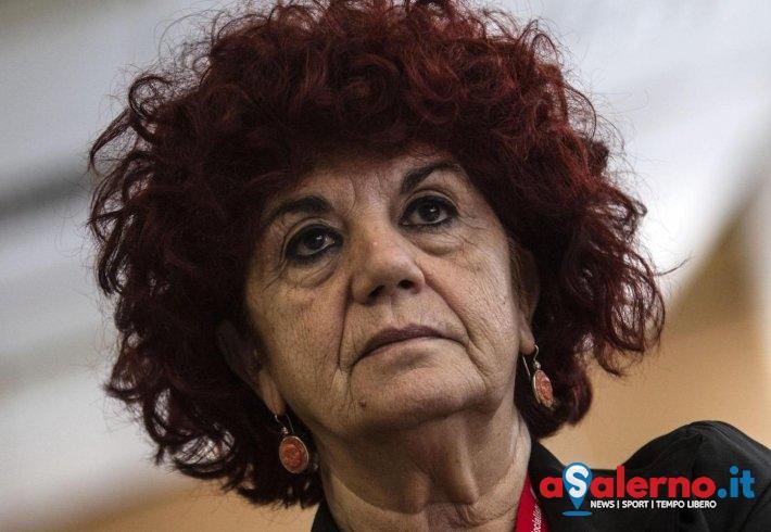 Il Ministro dell'Istruzione Valeria Fedeli al Ruggi - aSalerno.it