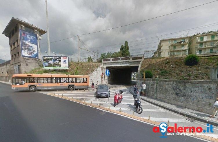 Tratto che collega via Torrione e via Mobilio, sarà riaperta la svolta a destra - aSalerno.it