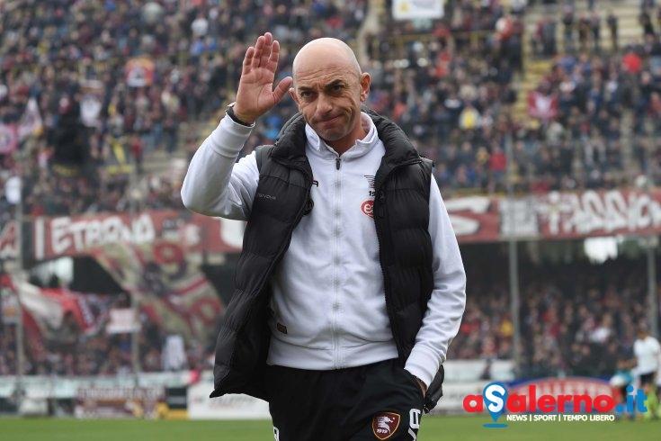 """Mister Bollini è carico in vista di Vicenza: """"Dobbiamo avere consapevolezza della nostra rabbia"""" - aSalerno.it"""