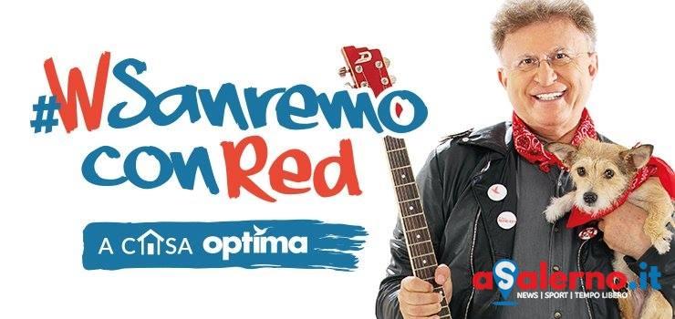 Optima e Red Ronnie a Casa Sanremo, a Salerno i servizi speciali su Canale 21 - aSalerno.it