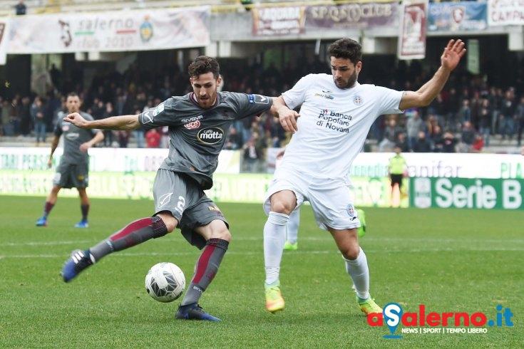 """Salernitana-Cesena, probabili formazioni: difesa """"inedita"""", Bittante più di Improta - aSalerno.it"""