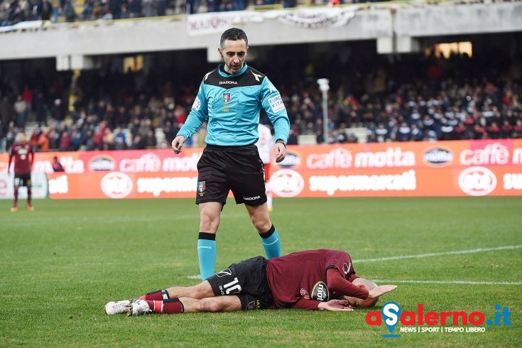 Ad Aureliano Salernitana-Verona - aSalerno.it