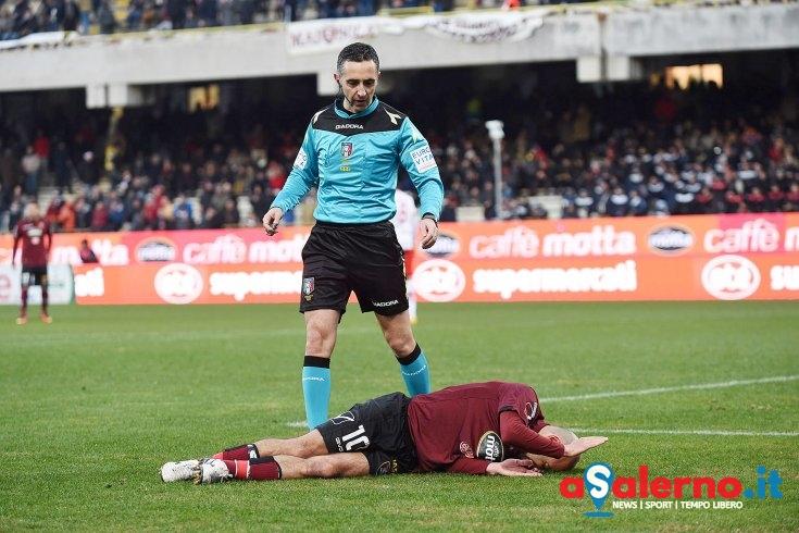 Aureliano di Bologna è l'arbitro di Salernitana-Avellino - aSalerno.it