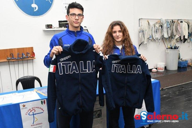 Mondiali giovanili di scherma: il salernitano Michele Gallo sale in pedana - aSalerno.it