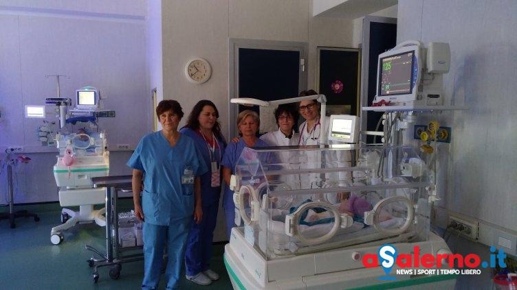 Donata alla Neonatologia del Ruggi una lampada scialitica – FOTO - aSalerno.it