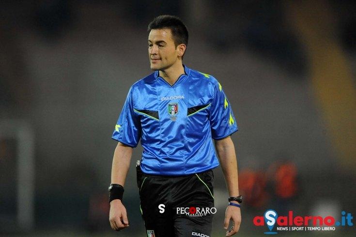 Antonio Rapuano è l'arbitro di Salernitana – Perugia - aSalerno.it