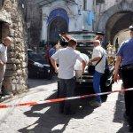 Pagani Omicidio via striano figlio uccide la madre.