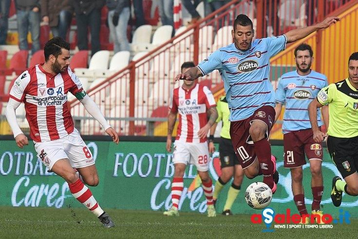 I PRECEDENTI – Al Menti gare da incubo, lo scorso anno 0-0 per gli uomini di Torrente - aSalerno.it