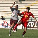 Sal : salernitana - ravenna campionato serie C 2006-07 Nella foto sestu in azione Foto Tanopress
