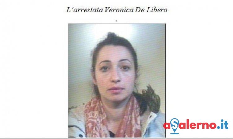 Due anni di carcere alla borseggiatrice Veronica De Libero - aSalerno.it
