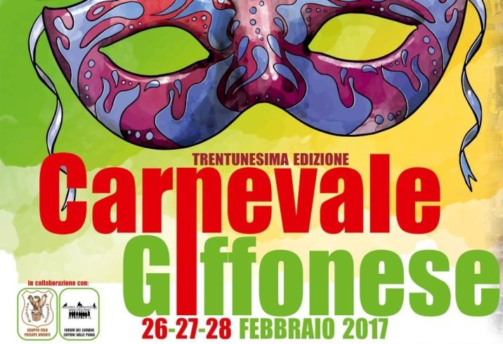 Tutto pronto per il Carnevale Giffonese - aSalerno.it