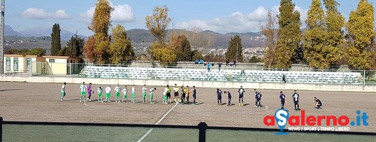 La capolista Ebolitana passa a Comunale di Pontecagnano: sconfitta per il Faiano - aSalerno.it