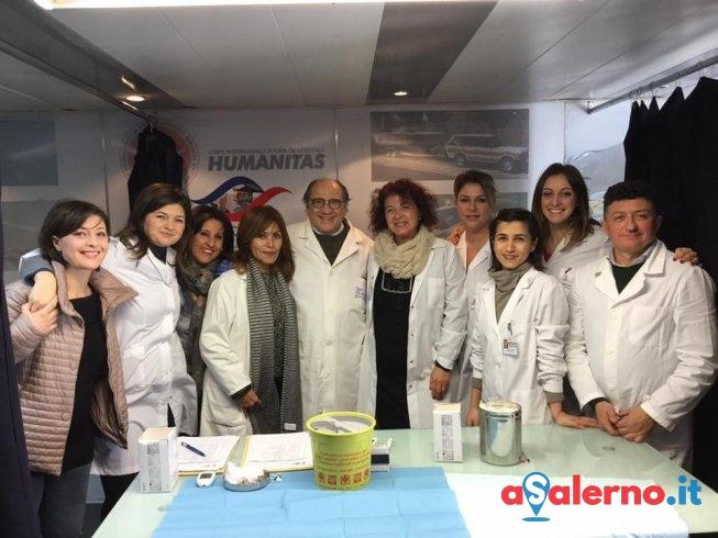 """""""Il Diabete, meglio se lo conosci"""", nuova tappa a Castellabate per il tour della prevenzione - aSalerno.it"""