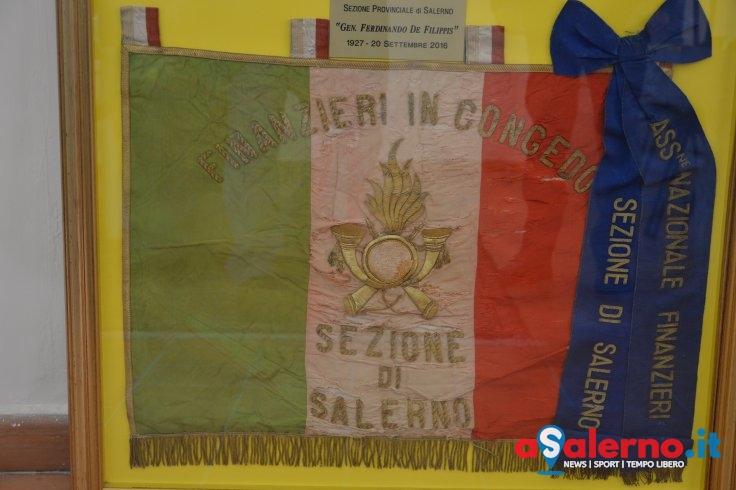Novant'Anfi, festa nella sede storica della Guardia di Finanza di Salerno - aSalerno.it