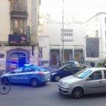 Polizia bomba chiesa salerno