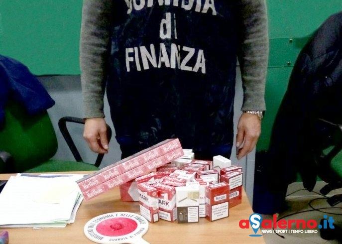Contrabbando di sigarette in un bar di Pagani, denunciato il titolare - aSalerno.it
