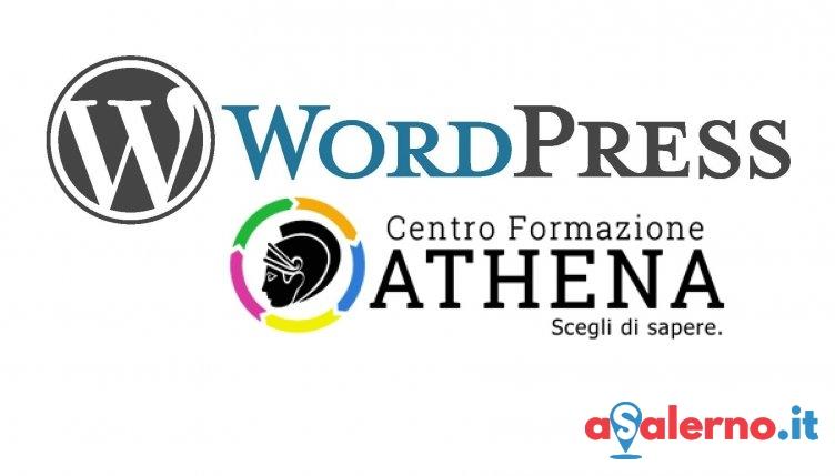 Centro Formazione Athena: ecco il corso di WordPress - aSalerno.it
