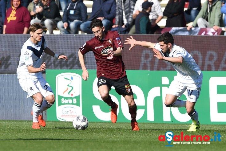 Salernitana-Brescia 0-0 all'intervallo, Sprocati il più pericoloso - aSalerno.it