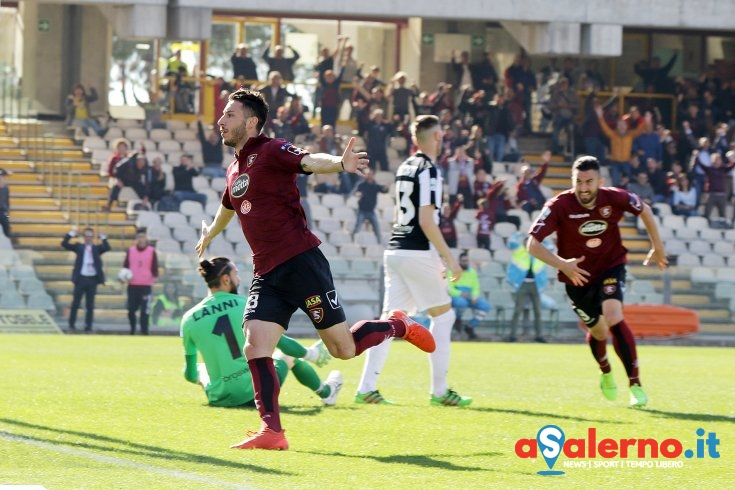 Salernitana-Ascoli, grandi sfide all'Arechi - aSalerno.it