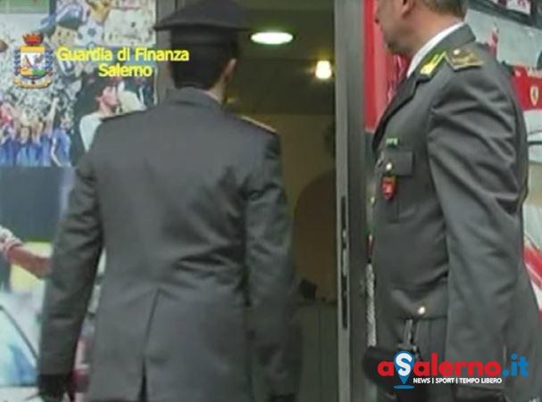 Giro di vite sul gioco d'azzardo, sequestrato apparecchio da gioco illegale - aSalerno.it