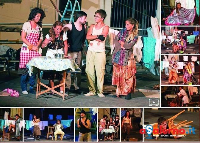 """Al Teatro Ridotto la Compagnia dell'Arte con """"Eduardo #oggipiùcheieri"""" - aSalerno.it"""