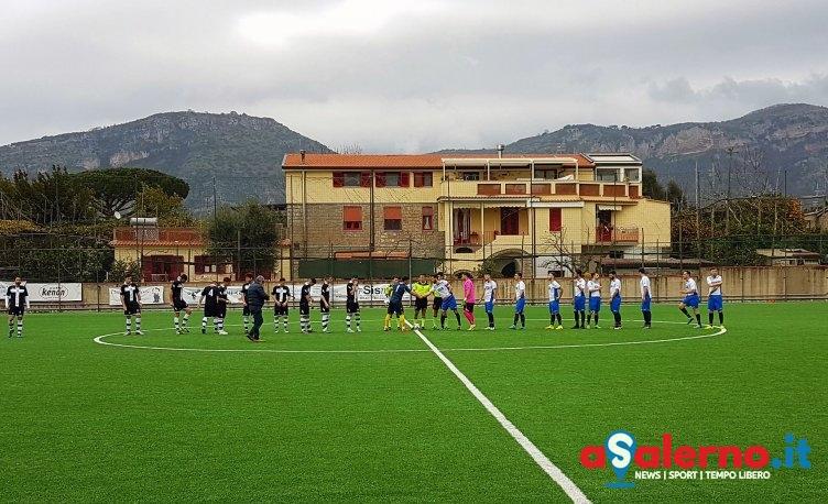 Seconda sconfitta consecutiva per il Faiano, vince di misura il Sant'Agnello – FOTO - aSalerno.it