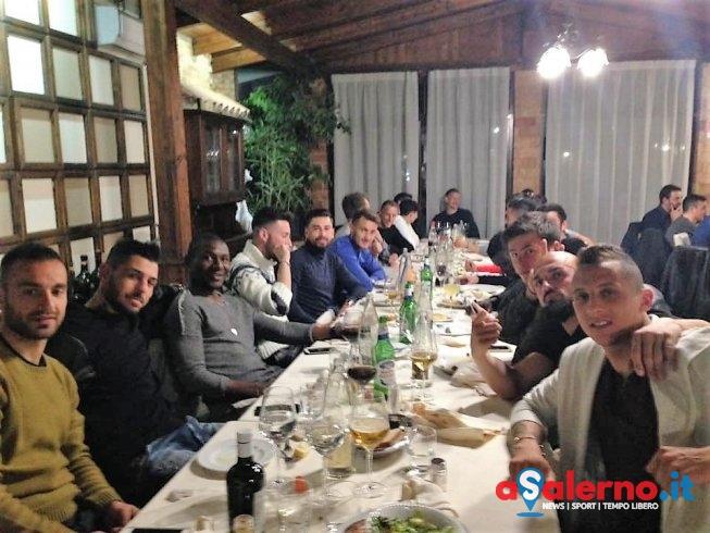 Dal campo alla tavola, Bollini porta a cena la squadra nel Cilento - aSalerno.it