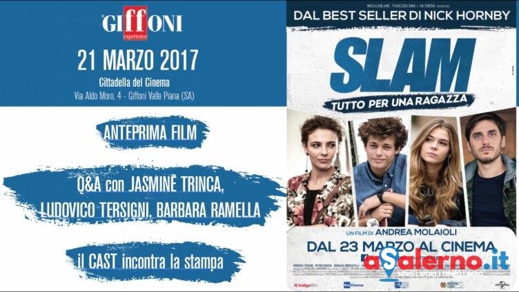 """A Giffoni evento speciale con gli attori di """"Slam – Tutto per una ragazza"""" - aSalerno.it"""