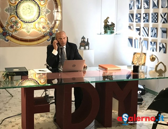 La Ceramica di Francesco De Maio in onda su Rai 2 con il Boss in Incognito - aSalerno.it