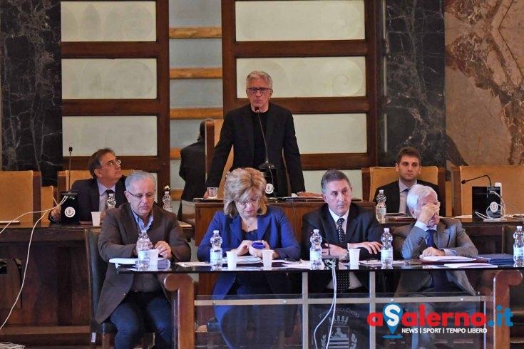 Convocato domani il consiglio comunale: all'ordine del giorno anche il Fiscal Compact - aSalerno.it