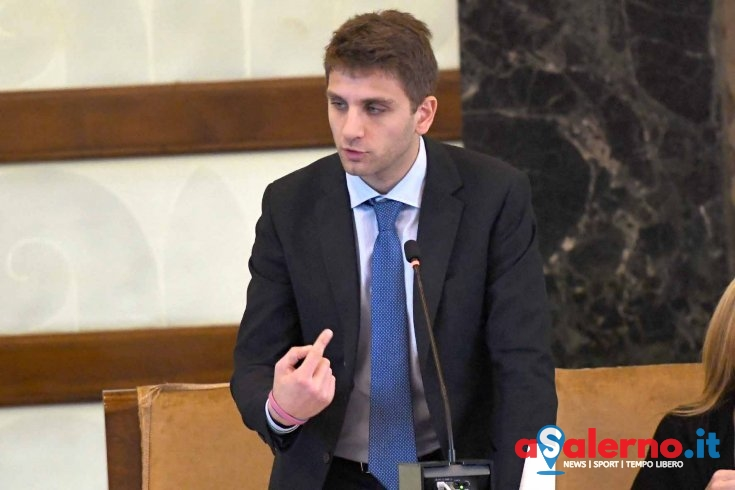 """Parla Roberto De Luca: """"Sono il più interessato allo sviluppo rapido dell'azione giudiziaria"""" - aSalerno.it"""