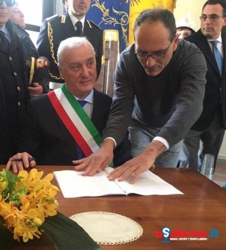 Opportunità di finanziamento, intesa nell'area di sviluppo per i Comuni dell'Alto Sarno - aSalerno.it