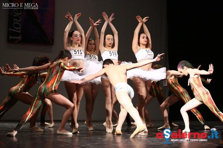 """""""I Love Dance"""", Salerno accoglie oltre mille partecipanti e 97 scuole provenienti da tutta Italia - aSalerno.it"""