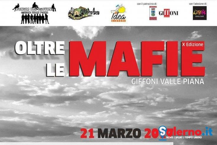 """Decima edizione di """"Oltre la Mafia"""", in ricordo delle vittime innocenti - aSalerno.it"""
