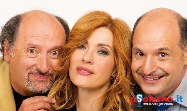 """""""Ieri è un altro giorno"""" la miglior commedia ai Molière 2014 in scena alla Truffaut - aSalerno.it"""