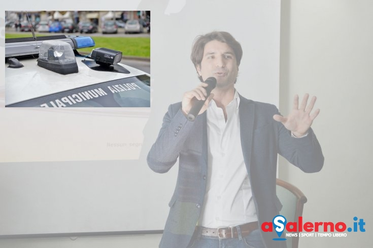 Street control, Dante Santoro presenterà la raccolta firme per l'abolizione - aSalerno.it
