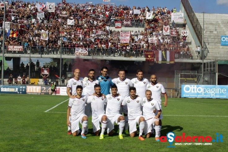 Benevento-Salernitana: la prima in B al Vigorito - aSalerno.it