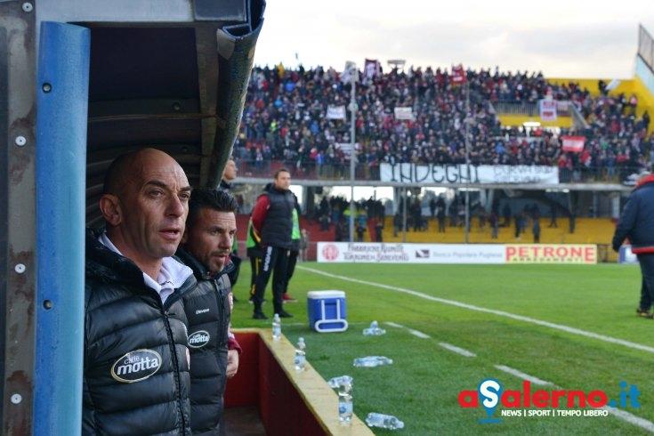 """Bollini:""""Faccio l'allenatore da 31 anni, sono sereno e non mi sento in bilico"""" - aSalerno.it"""