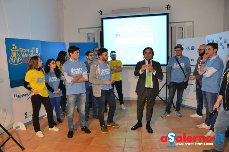 Startup Weekend, a Salerno i big dell'innovazione: Google, Amazon e Coca Cola - aSalerno.it