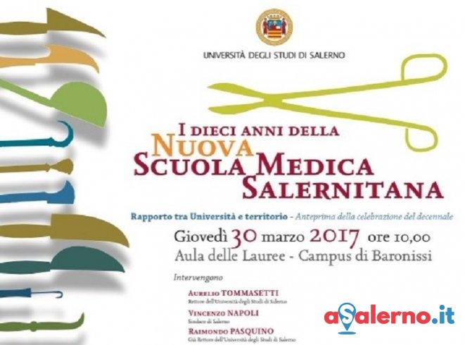 La facoltà di Medicina compie 10 anni: gli eventi in programma - aSalerno.it