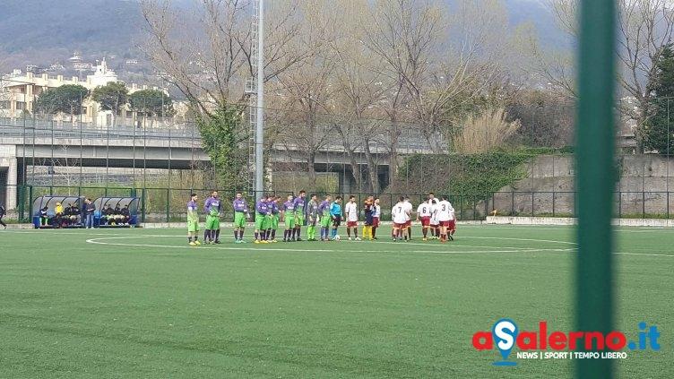 Il Centro Storico rallenta in casa, 1-1 con il Simone Fierro - aSalerno.it