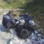 foto controlli rifiuti