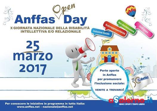 Giornata Nazionale della disabilità intellettiva e relazionale, open day a Salerno - aSalerno.it