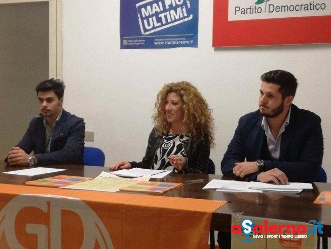 """I Giovani Dem di Campagna e il segretario Michele Russo promuovono il progetto """"AgroPolis"""" - aSalerno.it"""