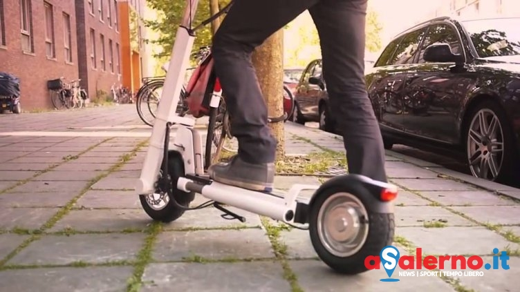 Monopattini e Hoverboard, sequestri e multe a Salerno - aSalerno.it