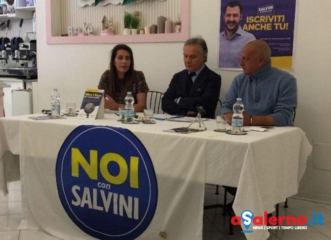 Si presenta Fimiani: sarà il candidato sindaco di Salvini a Nocera Inferiore - aSalerno.it